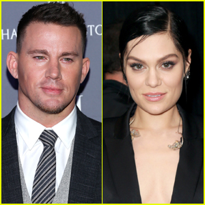 Channing Tatum Leaves Thirsty Comment on Jessie J's Instagram Photo!
