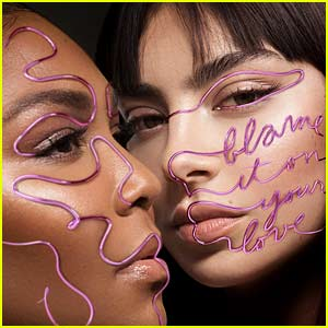 Charli XCX's 'Blame It On Your Love' with Lizzo - Stream, Lyrics & Download!