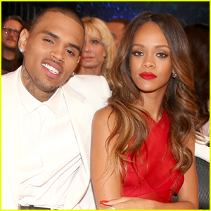 Chris Brown Calls Rihanna a 'Queen' in Her Instagram Comments