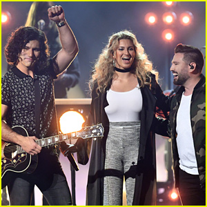 Dan + Shay Perform 'Speechless' With Tori Kelly at Billboard