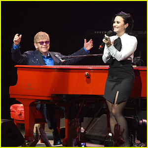 Demi Lovato Has Something to Say to Elton John After Seeing 'Rocketman'