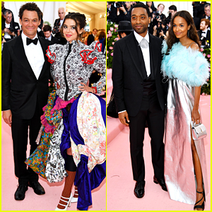 Dominic West & Chiwetel Ejiofor Bring Special Dates to Met Gala 2019!
