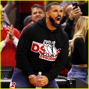 Drake Was Gifted a $550,000 Jacket by the Toronto Raptors!