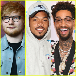 Ed Sheeran, Chance the Rapper, & PnB Rock: 'Cross Me' Stream, Lyrics, & Download - Listen Now!