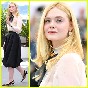 Elle Fanning Joins Jury Members at Cannes Film Festival 2019 Photo Call