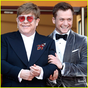 Elton John Defends Taron Egerton's Role in 'Rocketman'