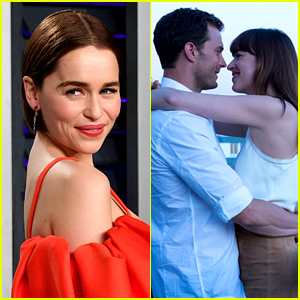 Emilia Clarke Explains Why She Turned Down 'Fifty Shades'