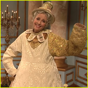 Emma Thompson Reprises 'Beauty & the Beast' Role on 'SNL' - Watch Now!