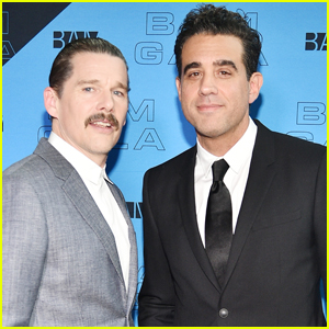 Ethan Hawke & Bobby Cannavale Suit Up for Bam Gala 2019