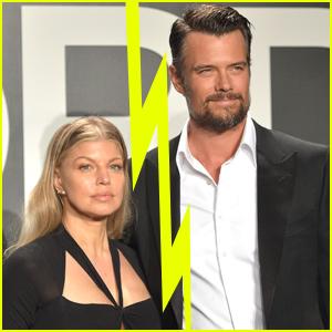 Fergie & Josh Duhamel Officially File For Divorce After 2017 Separation
