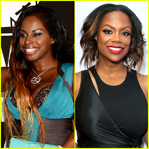 Foxy Brown Booed Off Stage During Kandi Burruss' Concert ...