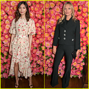 Gemma Chan & Kate Moss Join Michael Kors at Private Dinner in London!
