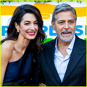 George Clooney Says Amal Banned Him from Riding Motorcycles