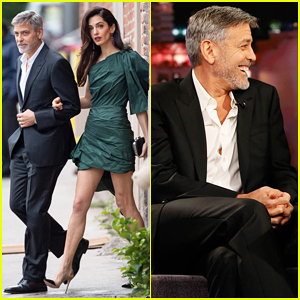 George Clooney Mocks Trump's Climate Change Commentary on 'Jimmy Kimmel' PSA - Watch Here!