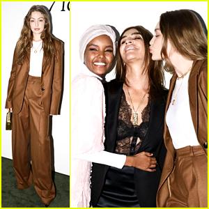 Gigi Hadid & More Stars Help Carine Roitfeld Launch New Perfume Ahead of Met Gala