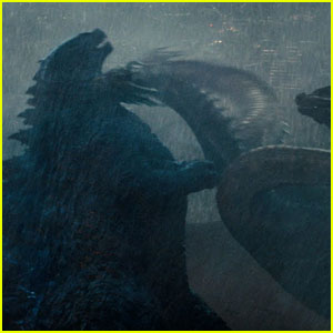 New 'Godzilla: King of the Monsters' Trailer Teases Fight Between Godzilla & King Ghidorah - Watch!