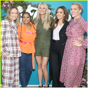 Gwyneth Paltrow is Joined by Jessica Alba, Olivia Wilde, & More at In Goop Health Summit!