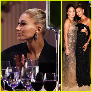 Hailey Bieber Supports Sister Alaia at EndoFound's Blossom Ball!