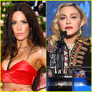 Halsey Reacts to Article About Her Not Liking Madonna's Music