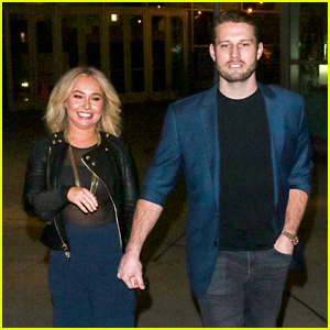 Hayden Panettiere's Boyfriend Brian Hickerson Arrested for Domestic Violence After Physical Fight