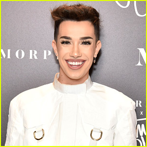 James Charles Snaps Pic With Kris Jenner at Kylie's Kylie Skin Launch Party