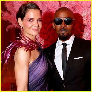 Jamie Foxx's Daughter Comments on His Relationship with Katie Holmes for First Time