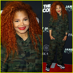 Janet Jackson Celebrates Opening Night of Las Vegas Residency!
