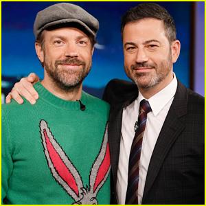 Jason Sudeikis Talks Long Engagement to Olivia Wilde on 'Jimmy Kimmel' - Watch Here!