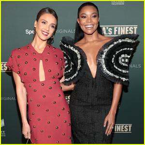 Gabrielle Union & Jessica Alba Celebrate 'L.A.'s Finest' Premiere!