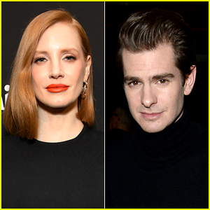Jessica Chastain to Play Tammy Faye Bakker in Movie with Andrew Garfield