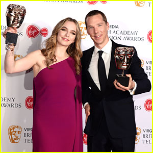 Jodie Comer & Benedict Cumberbatch Win Big at British Academy Television Awards 2019