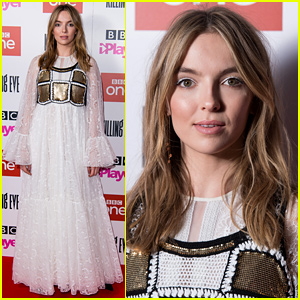 Jodie Comer Joins 'Killing Eve' Cast at Season 2 UK Premiere