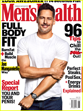 Joe Manganiello Reveals Whether He Feels Pressure to Get Botox & Surgery