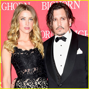 Johnny Depp Continues to Deny Amber Heard's Allegations of Abuse