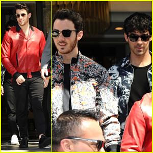 Nick, Joe & Kevin Jonas Talk More About Their Breakup in 'CBS Sunday Morning' Sneak Peek