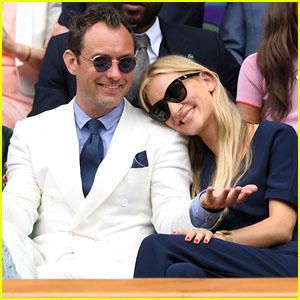 Jude Law & Phillipa Coan Are Married!