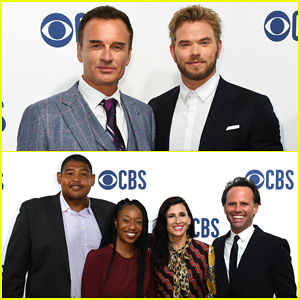 Julian McMahon, Kellan Lutz & Walton Goggins Share First Look at New CBS Shows at Upfronts 2019 - Watch Here!