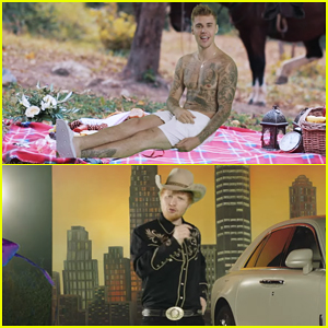 Justin Bieber Goes Shirtless With Ed Sheeran In 'I Don't Care' Music Video - Watch Here!