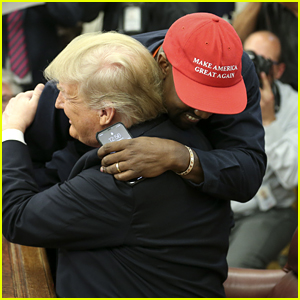 Kanye West Says Liberals Are 'Bullying' Trump Supporters