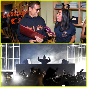 Kaskade Launches Sundae School Collaboration & Performs at Brooklyn Mirage in NYC