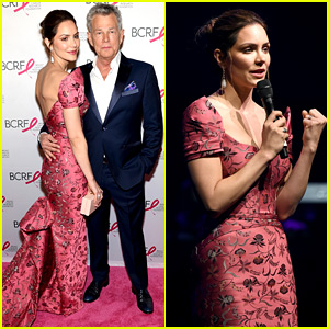 Katharine McPhee & Fiance David Foster Reunite in NYC for Charity Performance!