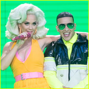 Katy Perry & Daddy Yankee Perform 'Con Calma' on 'American Idol' Finale - Watch Now!