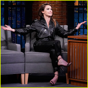 Keri Russell Says Doing Broadway Debut Is 'Still Crazy To Me'