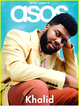 Khalid, Dove Cameron & Mabel Cover ASOS Magazine's Summer Issue