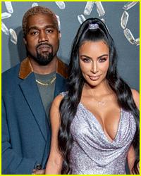 Here's How Kim Kardashian & Kanye West Celebrated Their 5 Year Wedding Anniversary