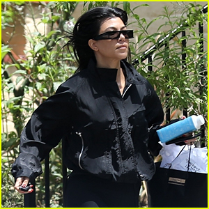 Kourtney Kardashian Says She Would Be 'Very Happy' if the Cameras Finally Stopped Rolling