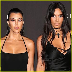 Kim & Kourtney Kardashian Look Exactly Like Chicago & North West Using Snapchat's Baby Filter