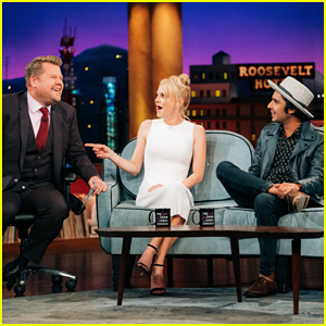 Anna Faris & Kunal Nayyar Demonstrate Their Fake Laughs with James Corden - Watch Here!