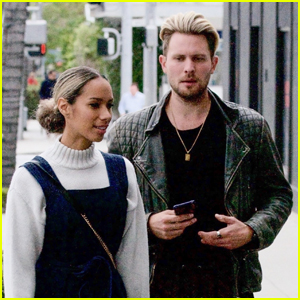 Leona Lewis Steps Out for Lunch with Fiance Dennis Jauch