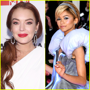 Lindsay Lohan Takes Issue with Zendaya's Met Gala 2019 Look, Publicly Shades Her on Social Media